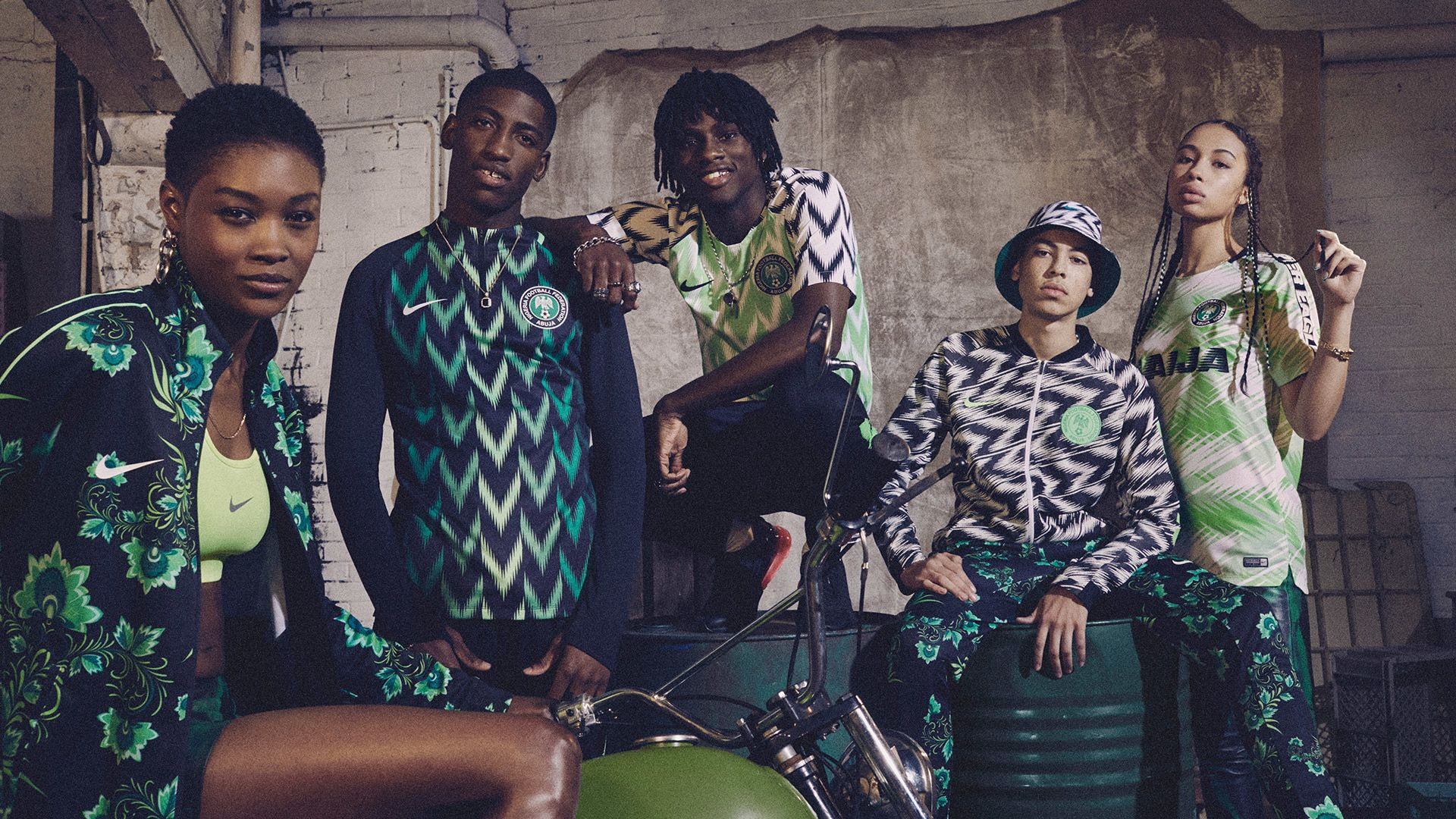 Nike football : Sucess story au Nigeria